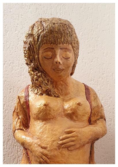 """""""Dolce attesa"""" opera di Laura Minuti"""