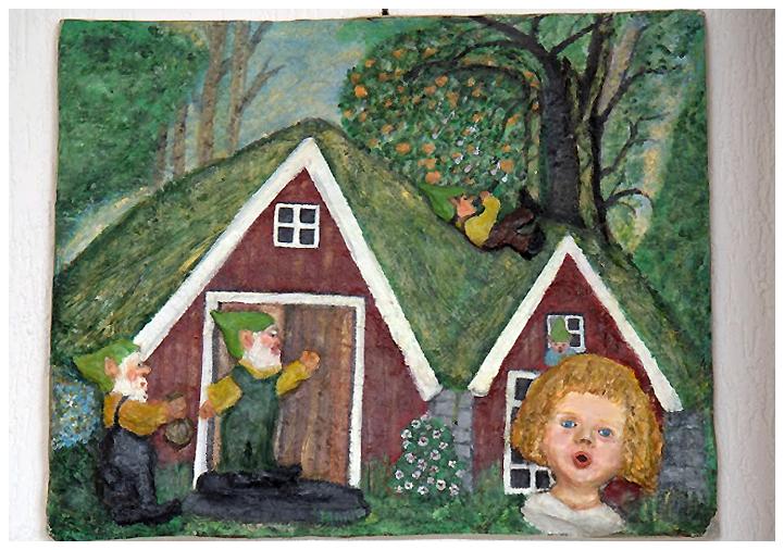 """""""Stupore"""" opera di Laura Minuti"""
