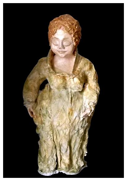 """""""Tosca"""" opera di Laura Minuti"""